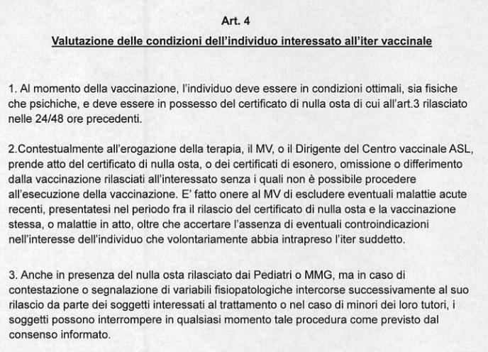 barillari m5s vaccini lazio esami prevaccinali - 6