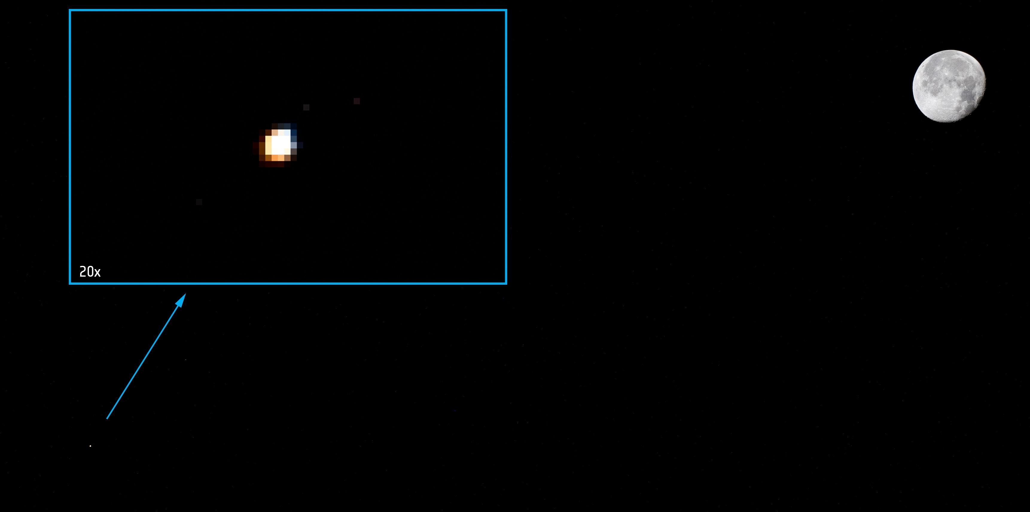 eclissi totale luna 27 luglio 2018 luna rossa - 2