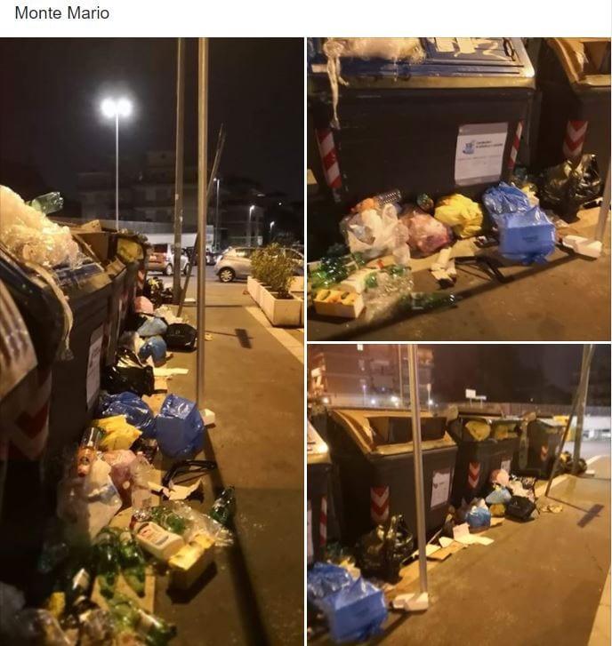 emergenza rifiuti roma 2