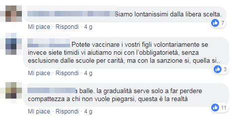 giulia grillo obbligo flessibile vaccini - 3