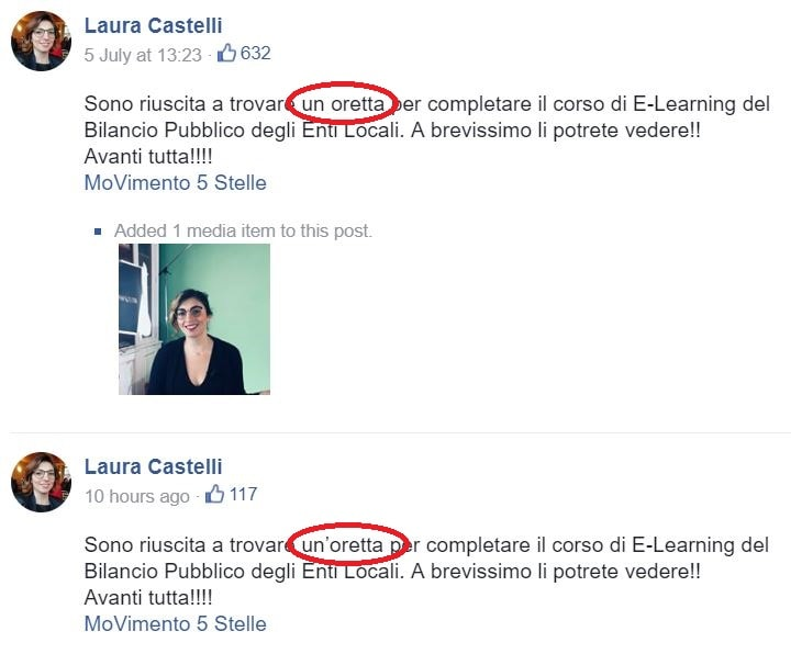 laura castelli corso di e-learning 1
