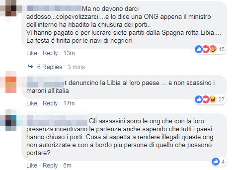 naufragio mediterraneo open arms migranti libia salvini - 4