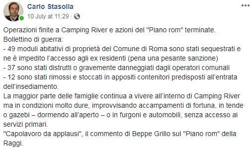 raggi distruzione camping river - 3