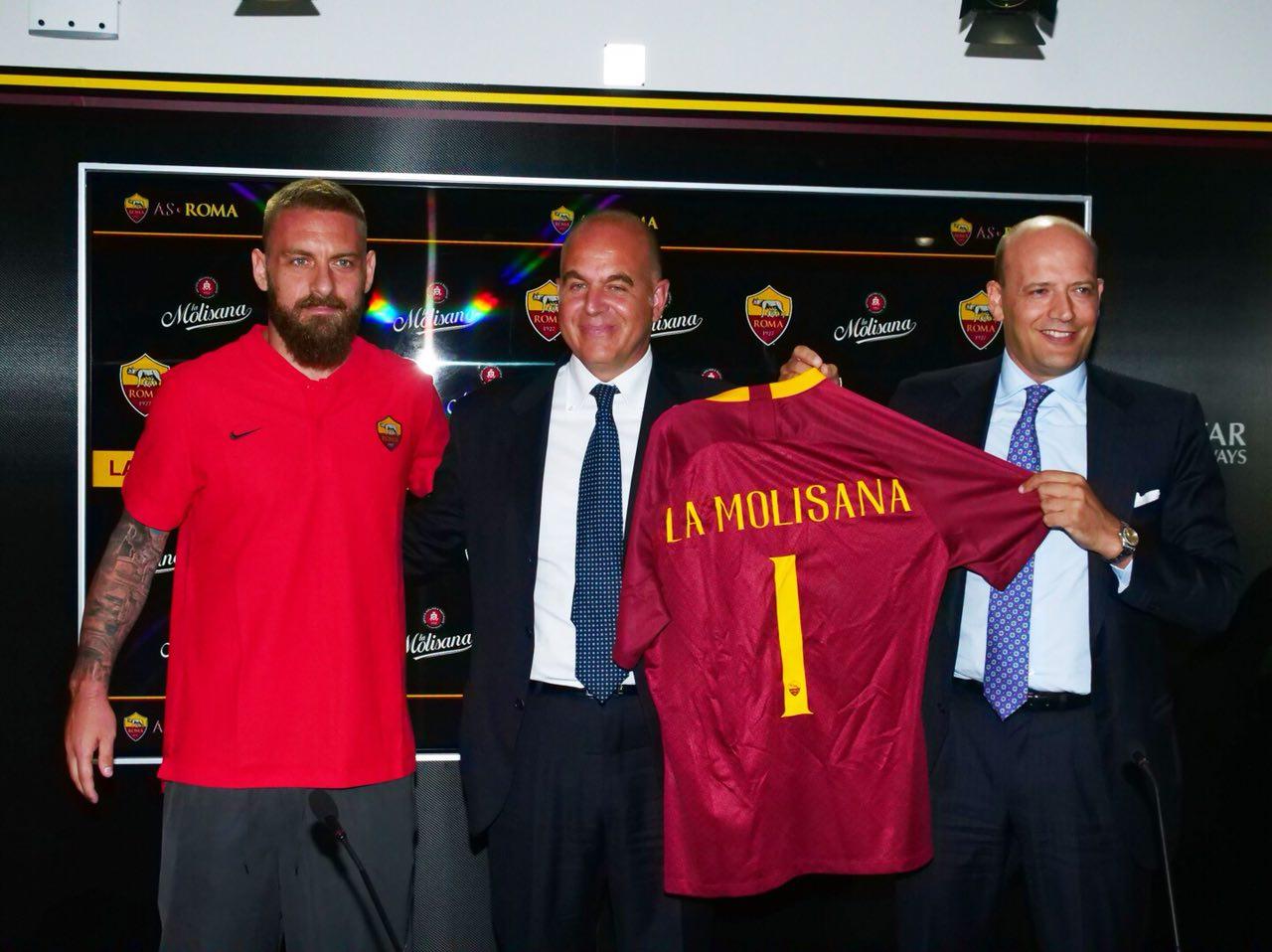 roma sponsor la molisana