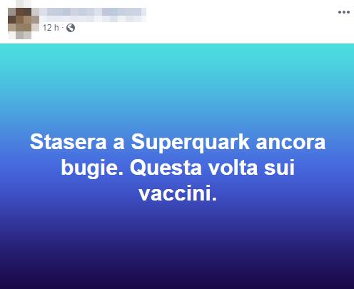 superquark vaccini piero angela - 5