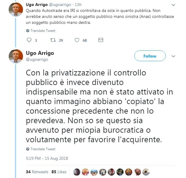 autostrade per l'italia morandi polcevera controlli a10 -1