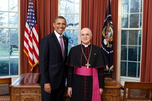 carlo maria viganò barack obama