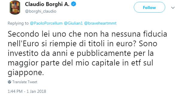 claudio borghi spread bpt bot rendimento - 3