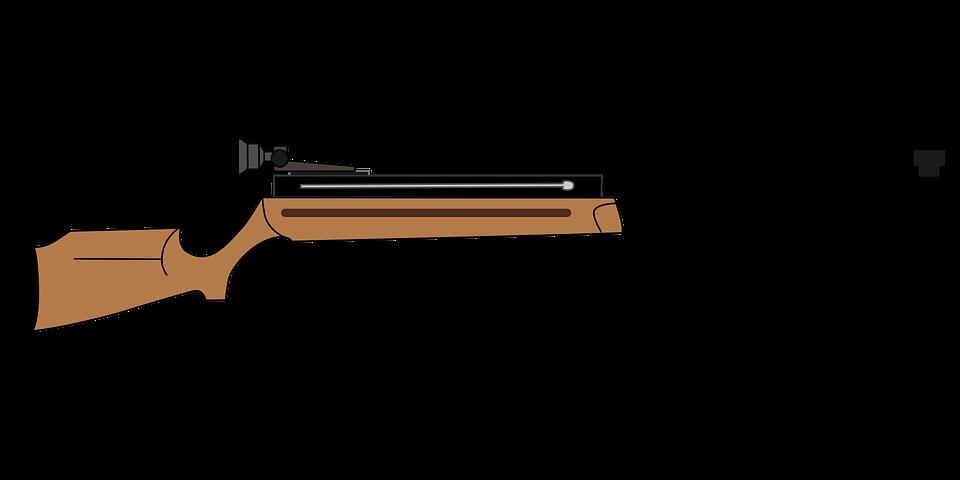 fucile aria compressa