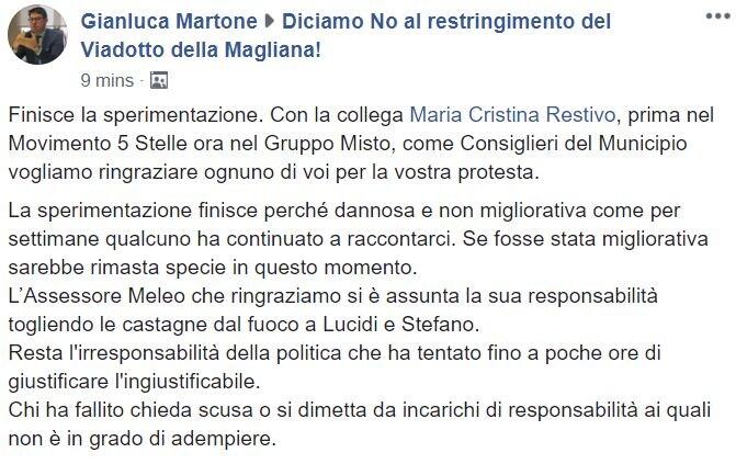 gianluca martone