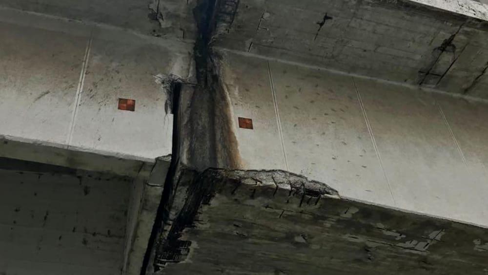 ponte della scafa chiuso 1