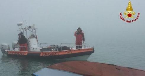scontro barche venezia 1