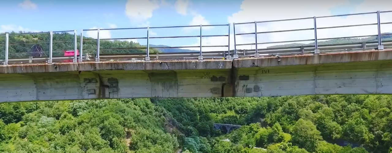 viadotto cannavino ponti pericolosi italia - 1