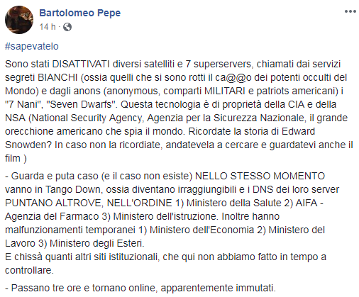 bartolomeo pepe qanon satelliti server cia - 1