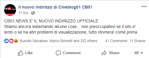 cineblog altadefinizione eurostreaming down oscurati - 1