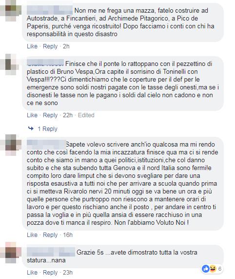 decreto genova toninelli proteste - 8