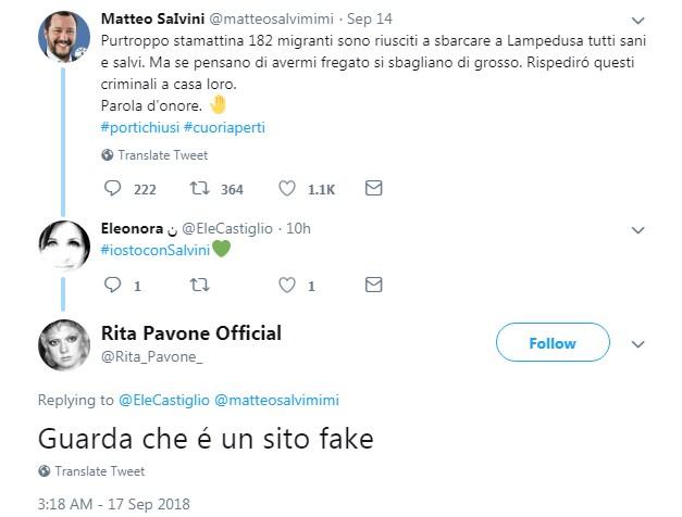 luca morisi matteo salvini fake twitter - 9
