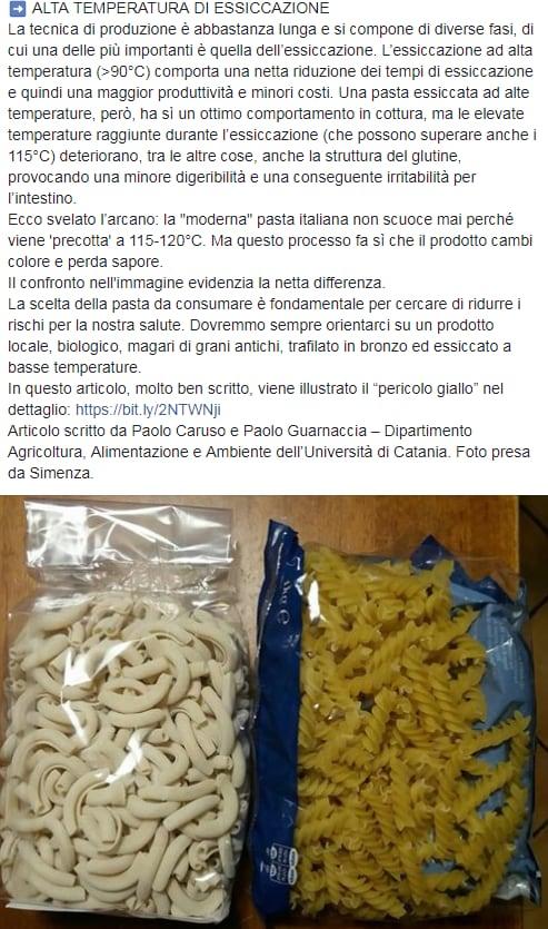 carla ruocco m5s pasta glifosato giallo essicazione - 1