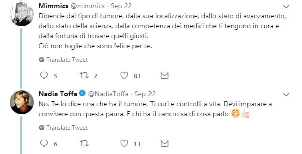 nadia toffa libro tumore cancro - 4