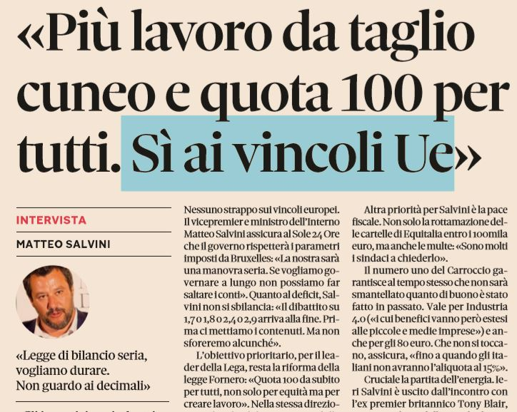 Matteo Salvini a Napoli: scontri tra polizia e manifestanti