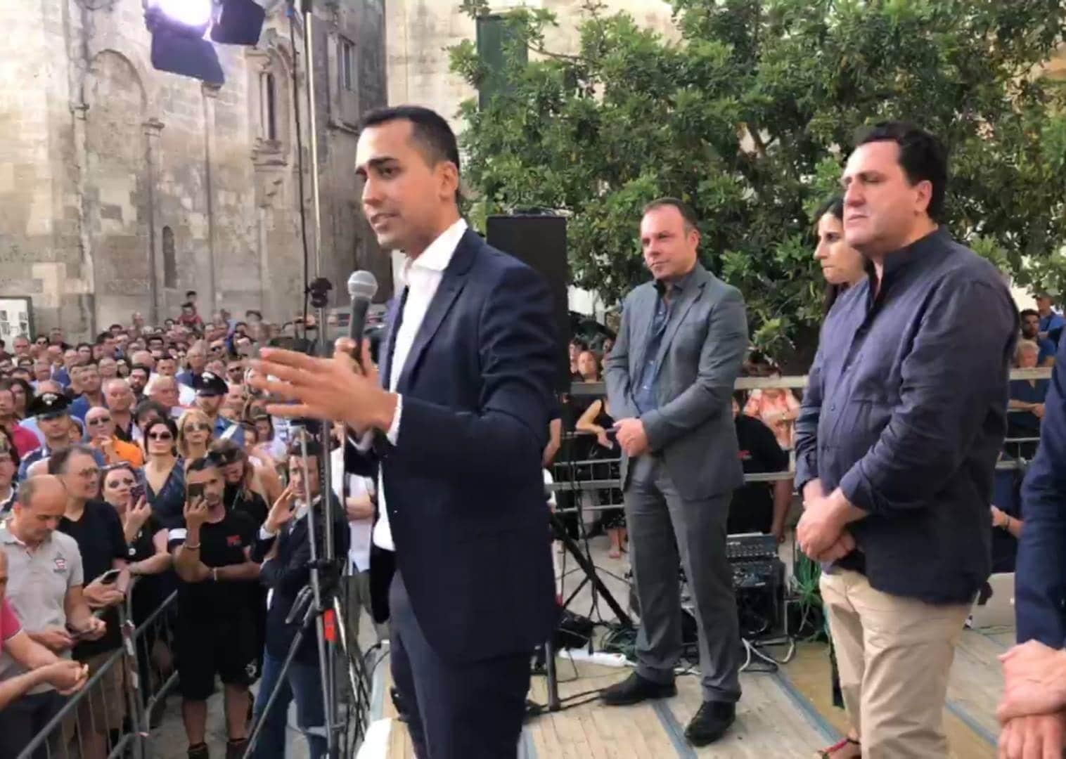 saverio de bonis condanna m5s luigi di maio - 2