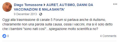 tomassone autismo radiazione - 1