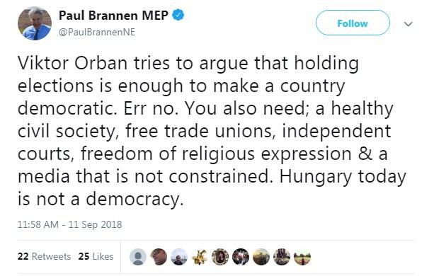 viktor orban ungheria violazione diritti umani - 1