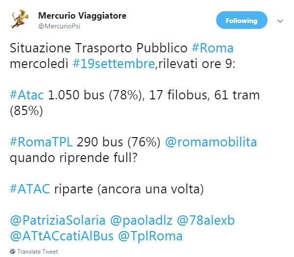 virginia raggi atac bilancio 2017 2018 - 3