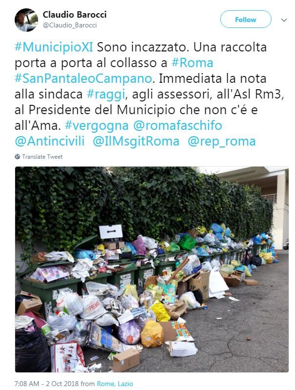 ama 29 giugno roma rifiuti - 5