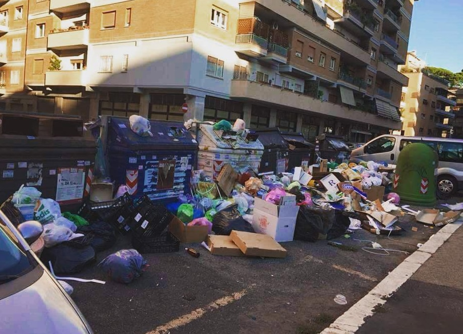 ama 29 giugno roma rifiuti - 6