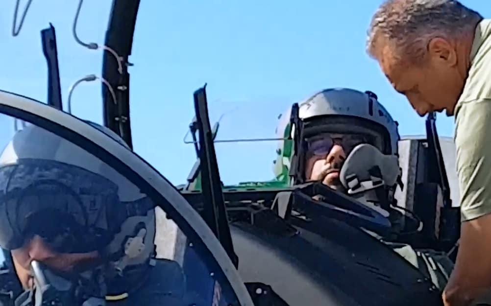 angelo tofalo m5s gi joe pilota militare - 1