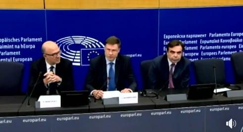 commissione UE manovra italia procedura infrazione debito - 3