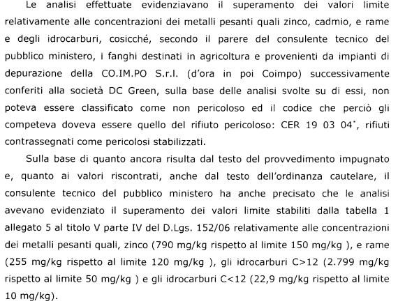 decreto genova fanghi idrocarburi toninelli - 3