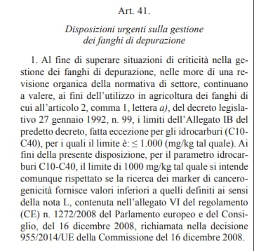 decreto genova fanghi toninelli - 1