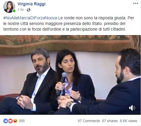 forza nuova desiree mariottini san lorenzo - 2
