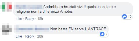 forza nuova desiree mariottini san lorenzo - 5