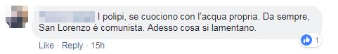 forza nuova desiree mariottini san lorenzo - 6