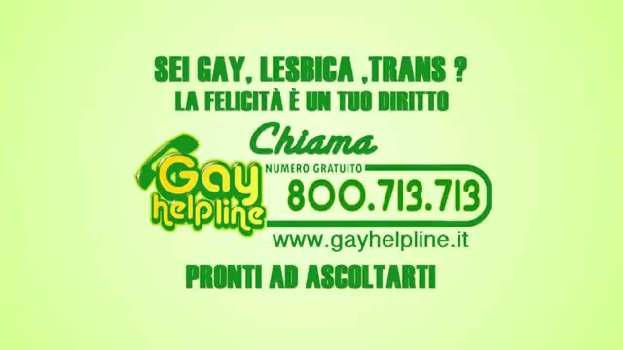 gay help line