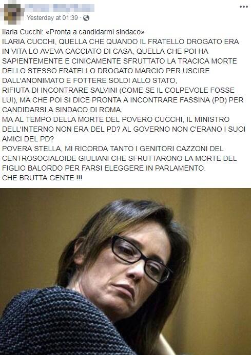 ilaria cucchi candidatura patridioti - 4
