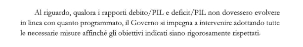 lettera tria ue deficit dpb - 2