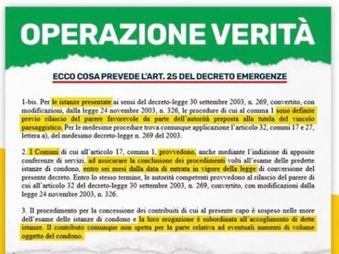 m5s decreto genova condono ischia - 6