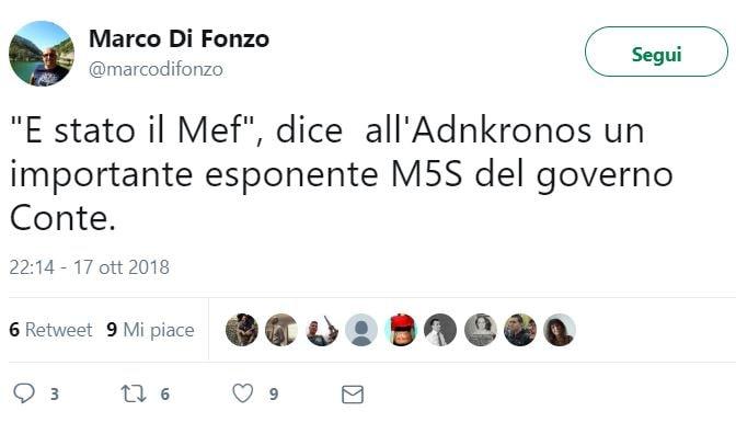 mef m5s