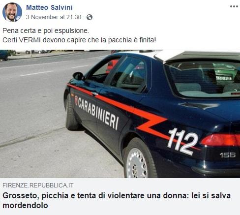 Violeta Senchiu salvini omicidio - 4