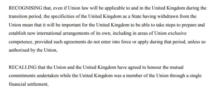 brexit bozza accordo - 5