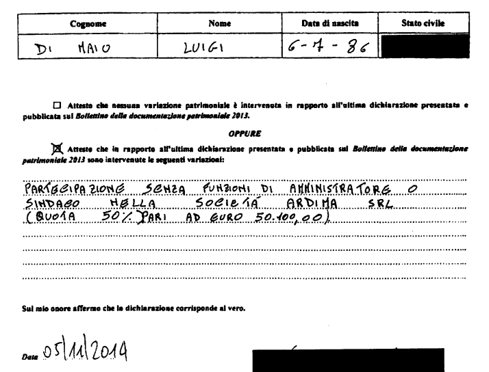 contratto lavoro di maio operaio - 6