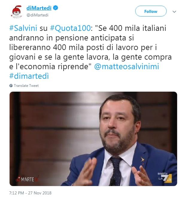 di maio quota cento assunzioni reddito di cittadinanza - 2