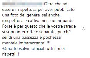 isoardi salvini instagram - 2