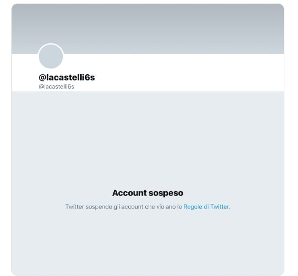 laura castelli denuncia fake twitter - 6