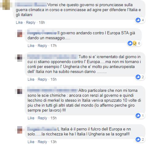 maltempo italia geoingegneria scie chimiche - 7