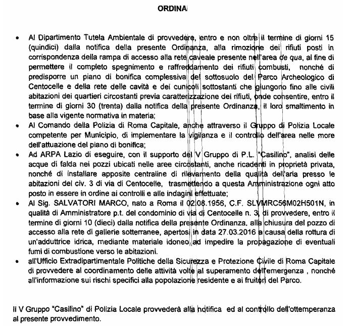pinuccia montanari m5s roma bonifica centocelle - 3
